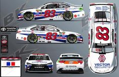 The Motorsports News Source: Vector Security Joins BK Racing, Matt DiBenedetto…