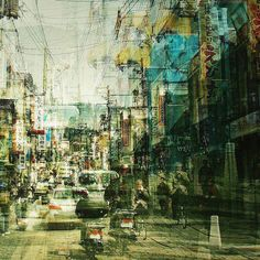 cityscape photography, photographer Stephanie Jung