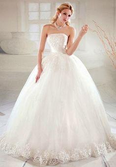 Abiti sposa principessa 2015 ball gown16