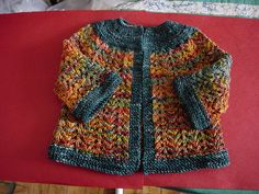 Beautiful koigu lace baby sweater Where can I find the pattern for this? I NEED to make this!!!