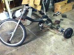 Bicycle Engine Kit, Diy Go Kart, Minibike, Drift Trike, Lowrider Bike, Low Rider, Building Plans, Bar Stool, Biking