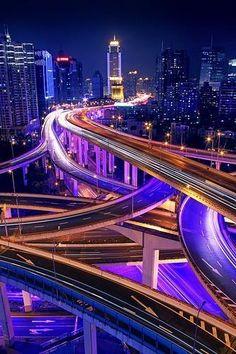 Shanghai Overpasses