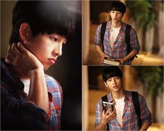 New still cuts of Song Joong Ki for his drama 'Nice Guy' released