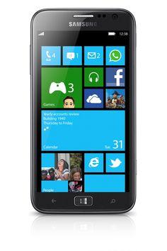 Samsung ATIV S WP8