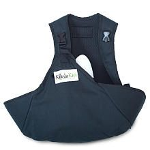 KoalaKin Hands Free Nursing Pouch (Black/Tan - XS/S)- A must when it is time to have another baby