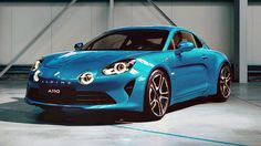 Alpine A110: Features and news. Return sports car to the Geneva Motor Show.  Alpine A110: Features and news. Return sports car to the Geneva Motor Show.  The French manufacturer, dormant for more than 20 years, is back with a lightweight, mid-engined coupe that aims to rival the Porsche 718 Cayman...  #Coupe #Cars #Car #A110SportsCar #AbanTech #Alpine #sports #car #GenevaMotorShow #Porsche718Cayman #Nissan #iconic