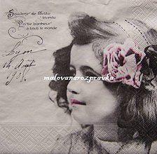 Papier - Sagen kolekcia dievčatko - 6081226_