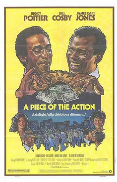 Black Cinema Series: A Piece of the Action by Black History Album, via Flickr