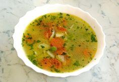 Hegykői zöldségleves Ethnic Recipes, Soups, Soup, Chowder