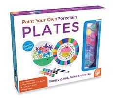 Paint Your Own Porcelain: Plates MindWare https://www.amazon.com/dp/B01AVHVXIE/ref=cm_sw_r_pi_dp_x_2qbHzbMQZQSYS
