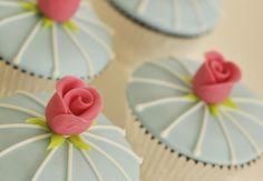 Bryllupcupcakes