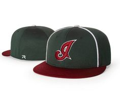 63126627b7b Richardson Dryve PTS45C Fitted Baseball Caps