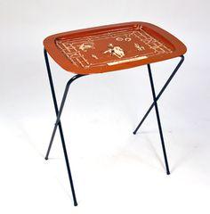 Ordinaire Tv Trays Vintage Tv Trays, Vintage Metal, Vintage Items, Vintage Stores,  Vintage