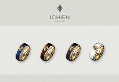 """http://ichien.ru/products/spirit/ Кольца """"Спирит"""" с эмалью.  Палитра цветовых оттенков."""