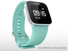 SmartWatch comes out this month, and now we have new colors.