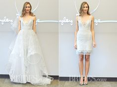 Trending Now: Ethereal (and Modern!) Tulle Overskirts