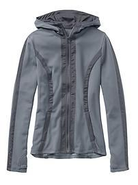 Vertical curving lines are awesome on you. I wish I could find a dress with these curves foryou. Verbier Jacket