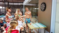 #Junior #Darts Beach Resorts, Hotels And Resorts, Animation Programs, Darts, Young People, Activities For Kids, How To Memorize Things, Make It Yourself, Children Activities