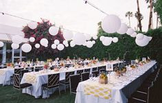 Parker #PalmSprings wedding venue