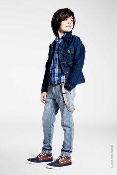 LEE Kids: giacche, camicie e t-shirt per bambino della collezione PE 2015