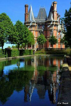 Château de trevarez Finistère