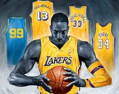 Dwight Howard is another All Star Center to join the line of great centers that played for the Lakers.