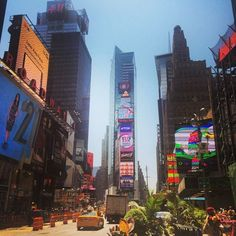Times Square en New York, NY