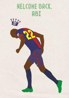 Eric Abidal (not cool Barca) Football Icon, Football Art, Fc Barcelona, First Game, Club, Athlete, Nfl, Soccer Stuff, Religion