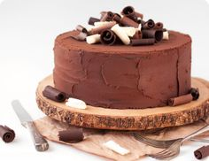 DEATH BY CHOCOLATE - From Paule's Kitchen