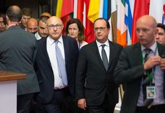 France's Hollande Proposes Creation of Euro-Zone Government.(July 19th 2015)