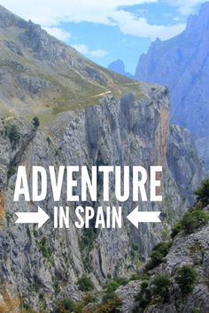 Spectacular hiking and cycling in Picos de Europa Spain