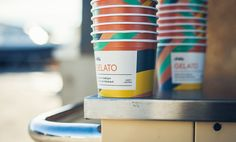 Branding, packaging and photography for Arktis Gelato, an artisan gelato  - use #HattvikaLodge as your Base Camp for exciting guided adventures and activities in Lofoten company situated in beautiful Svolvær, in the heart of the Lofoten Islands in Norway.