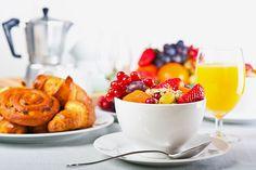 The link between breakfast and weight loss:  http://www.cosmopolitan.com/celebrity/news/weight-loss-big-breakfast-studies