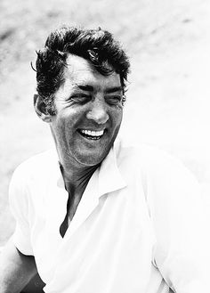 Dean Martin.   Luv this man.......reminds me of daddy