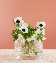 TAFELAANKLEDING - Bloemen van Loes - Bloemen van Loes Glass Vase, Flowers, Home Decor, Mariage, Interior Design, Royal Icing Flowers, Home Interior Design, Floral, Florals