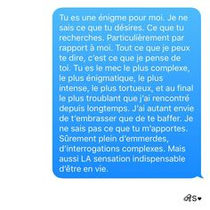 Top 5 des SMS les plus passionnels d'Amours solitaires Love Phrases, Love Words, Snap Quotes, Best Quotes, Good Quotes For Instagram, Cute Texts, French Quotes, Mood Quotes, What Is Love