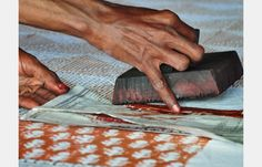 D'source Design Gallery on Block Printing - Ahmedabad - Textile Decorating Technique Ahmedabad, Textiles, Wooden Blocks, The Help, Printing, Gallery, Design, Environment, India