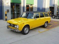 Rare Alfa Romeo Wagon
