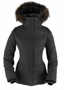 Killy ski wear is the best love this faux fur hooded jacket