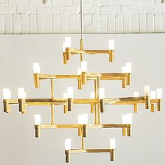 Crown Major Chandelier by Nemo at Lumens.com-idea for dining room