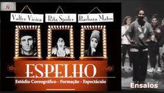 Espelho - ENSAIOS - Dança Urbana - Valter Vieira, Rita Spider e Bárbara ...