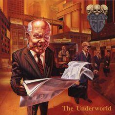 evildead modern thrash metal cover the underworld