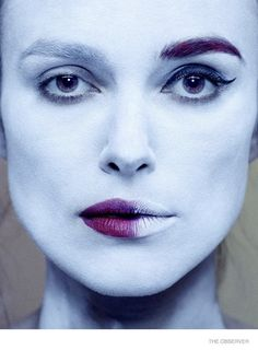 Keira Knightley // Halloween inspiration