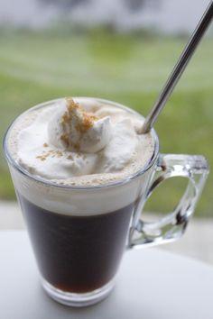 Irish Coffee uden tilsat sukker