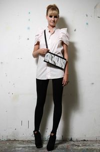 Love these recycled bags, jewellery and clothes by First Crush!