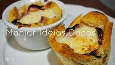 Manjar de ideias doces... e não só!: Ovos Cocotte com bacon
