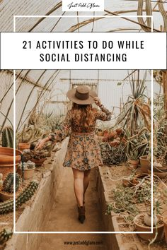 Are your days running together and getting mundane? If you're not sure what to do next to keep yourself occupied during the pandemic, look no further! Use this time to achieve goals, be creative, and work on your fitness goals. Here are some of my favorite social distancing activities. #socialdistancing #lifestyleblog You Fitness, Fitness Goals, Workout Essentials, Creative Outlet, Activities To Do, Spa Day, No Equipment Workout, Creative Photography, How To Stay Healthy