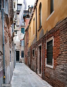 Ah Venice! via BeersandBeans