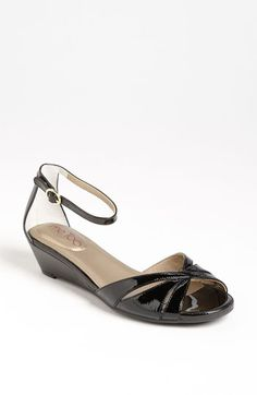 Me Too Sarina Wedge Sandal available at Nordstrom