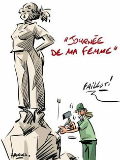 Arnaud (2016-03-08) 8 mars, journée de la femme